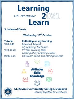 Learning 2 Learn Week-Wednesday